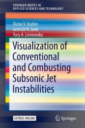 Visualization of Conventional and Combusting Subsonic Jet Instabilities (ISBN: 9783319269573)