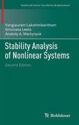 Stability Analysis of Nonlinear Systems (ISBN: 9783319271996)