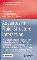 Advances in Fluid-Structure Interaction - Updated Contributions Reflecting New Findings Presented at the ERCOFTAC Symposium on Unsteady Separation in (ISBN: 9783319273846)