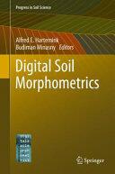 Digital Soil Morphometrics (ISBN: 9783319282947)