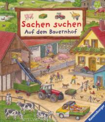 Sachen suchen - Auf dem Bauernhof - Susanne Gernhäuser, Anne Suess (2011)