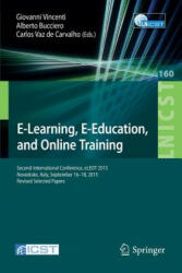 E-Learning, E-Education, and Online Training (ISBN: 9783319288826)