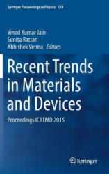 Recent Trends in Materials and Devices - Proceedings ICRTMD 2015 (ISBN: 9783319290959)