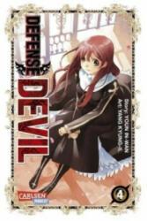 Defense Devil. Bd. 4 - Youn In-Wan, Yang Kyung-Il, Yohana Araki (2012)