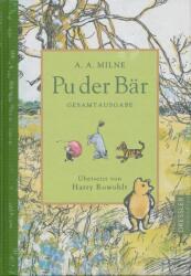 Alan Alexander Milne: Pu der Bär. Gesamtausgabe (2009)