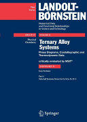 Selected Systems from Cu-Fe-Si to Fe-N-U (ISBN: 9783540786436)