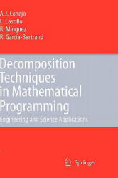Decomposition Techniques in Mathematical Programming (ISBN: 9783540276852)