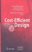 Cost-efficient Design (ISBN: 9783540346470)