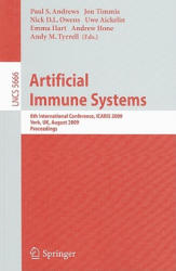 Artificial Immune Systems (ISBN: 9783642032455)