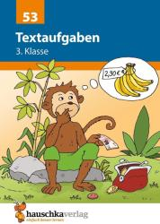 Textaufgaben 3. Klasse - Adolf Hauschka (2006)