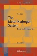 The Metal-Hydrogen System - Yuh Fukai (ISBN: 9783642055997)