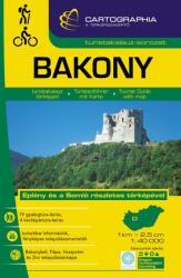 """BAKONY TURISTAKALAUZ - """"SC (2008)"""