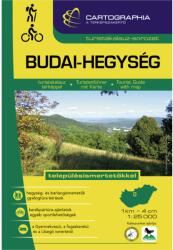 Budai - hegység turistakalauz (2008)