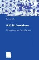 Ifrs Fur Versicherer - Hintergrunde Und Auswirkungen (ISBN: 9783322904546)