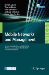 Mobile Networks and Management (ISBN: 9783319162911)