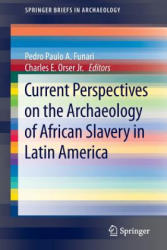 Current Perspectives on the Archaeology of African Slavery in Latin America (ISBN: 9781493912636)
