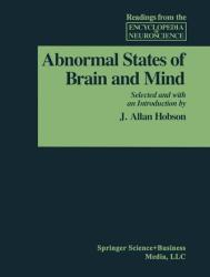 Abnormal States of Brain and Mind (ISBN: 9781489967701)