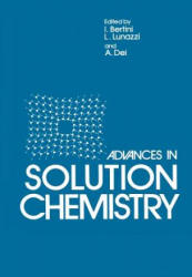 Advances in Solution Chemistry (ISBN: 9781461332275)