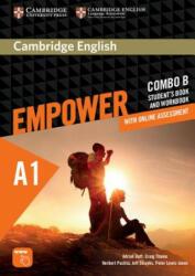 Cambridge English Empower Starter Combo B with Online Assessment - Adrian Doff (ISBN: 9781316601198)
