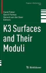 K3 Surfaces and Their Moduli (ISBN: 9783319299587)