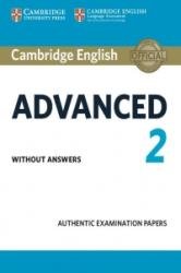 Cambridge English First 2 Audio CDs - Authentic Examination Papers (ISBN: 9781316503546)