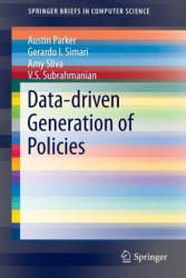 Data-Driven Generation of Policies (ISBN: 9781493902736)