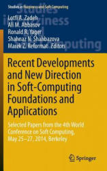 Recent Developments and New Direction in Soft-Computing Foundations and Applications - Selected Papers from the 4th World Conference on Soft Computin (ISBN: 9783319322278)