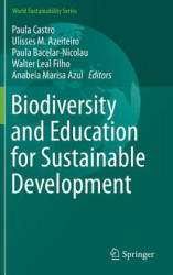 Biodiversity and Education for Sustainable Development (ISBN: 9783319323176)