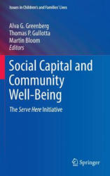 Social Capital and Community Well-Being (ISBN: 9783319332628)