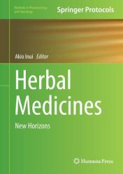 Herbal Medicines - Akio Inui (ISBN: 9781493940004)