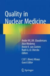 Quality in Nuclear Medicine (ISBN: 9783319335292)