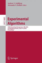 Experimental Algorithms - 15th International Symposium, SEA 2016, St. Petersburg, Russia, June 5-8, 2016, Proceedings (ISBN: 9783319388502)