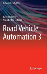 Road Vehicle Automation (ISBN: 9783319405025)