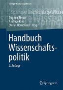 Handbuch Wissenschaftspolitik (ISBN: 9783658054540)