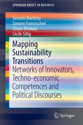 Mapping Sustainability Transitions - Networks of Innovators, Techno-Economic Competences and Political Discourses (ISBN: 9783319422725)