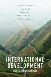 International Development - Issues and Challenges (ISBN: 9781137429407)