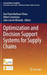 Optimization and Decision Support Systems for Supply Chains (ISBN: 9783319424194)