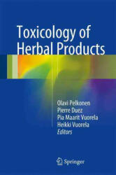 Toxicology of Herbal Products (ISBN: 9783319438047)