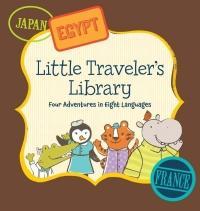 Little Traveler's Library - Abigail Samoun, Sarah Watts (ISBN: 9781454920069)