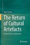Return of Cultural Artefacts (ISBN: 9783319440590)