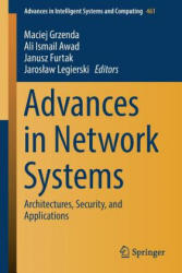 Advances in Network Systems - Architectures, Security, and Applications (ISBN: 9783319443522)
