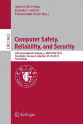Computer Safety, Reliability, and Security (ISBN: 9783319454764)