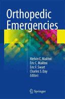 Orthopedic Emergencies (ISBN: 9783319315225)