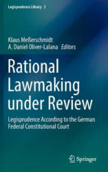 Rational Lawmaking under Review (ISBN: 9783319332154)