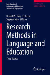 Research Methods in Language and Education (ISBN: 9783319022482)