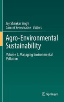 Agro-Environmental Sustainability: Volume 2: Managing Environmental Pollution (ISBN: 9783319497266)