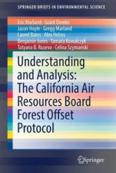 Understanding and Analysis: The California Air Resources Board Forest Offset Protocol (ISBN: 9783319524337)