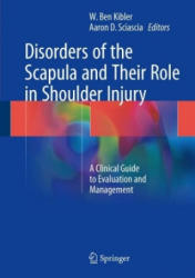 Disorders of the Scapula and Their Role in Shoulder Injury - W. Ben Kibler, Aaron D. Sciascia (ISBN: 9783319535821)