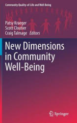 New Dimensions in Community Well-Being (ISBN: 9783319554075)
