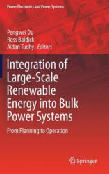 Integration of Large Scale Renewable Energy into Bulk Power Systems - From Planning to Operation (ISBN: 9783319555799)